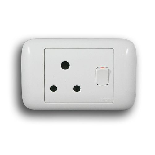 ONESTO 2X4 SINGLE HORIZONTAL SOCKET