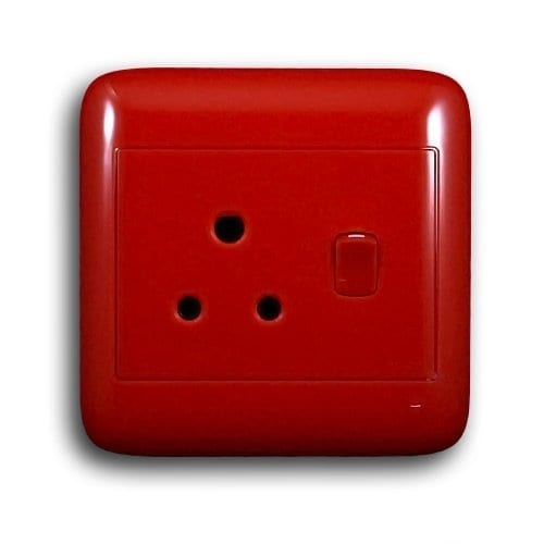 ONESTO 4X4 RED SINGLE SOCKET