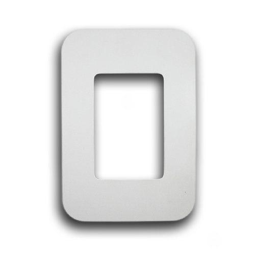 MAJOR-TECH VETI 2X4 SHAVER SOCKET COVER PLATE CODE: V6108WT