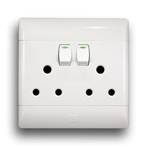 CBI 4X4 DOUBLE SOCKET