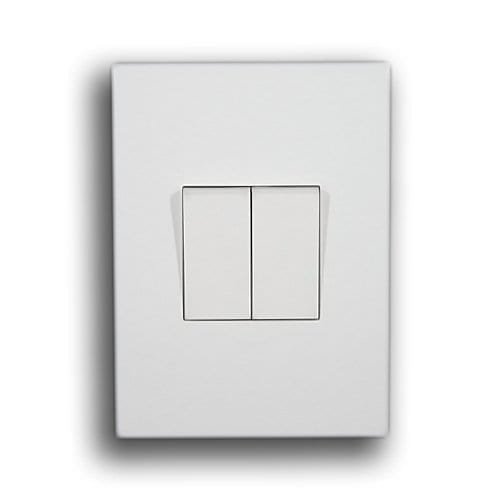 LEGRAND 2X4 2 LEVER SWITCH