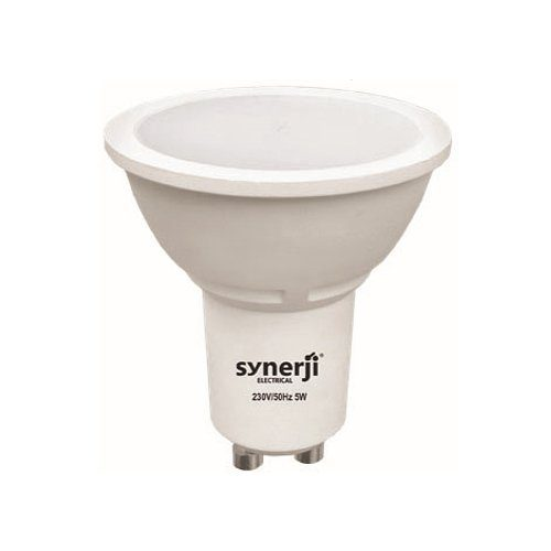 SYNERJI 5W GU10 WARM WHITE LED