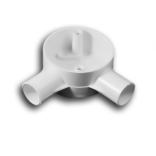 PVC ANGLE BOX CONDUIT