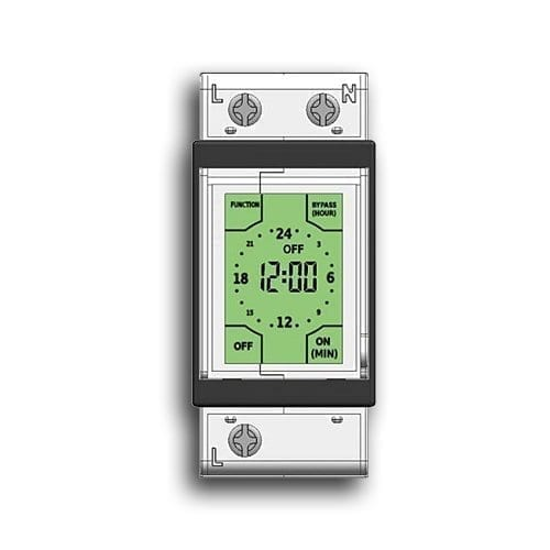 CBI QAT-R-DM TIMER SWITCH 24HR