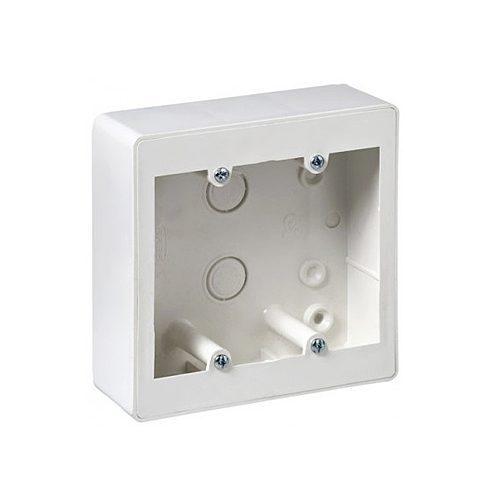 100MMx100MM CLOSED PVC EXTENSION BOX
