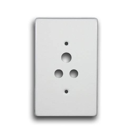 CRABTREE 5A 2X4 GRID PLATE