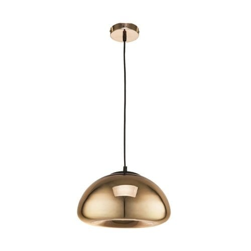 K-LIGHT PENDANT KLCH-3047/CO CURL GLASS