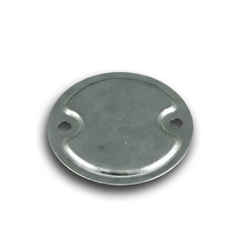 GALVANIZED ROUND BOX LID