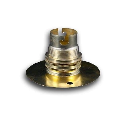 BRASS BC 50MM BATON LAMP HOLDER