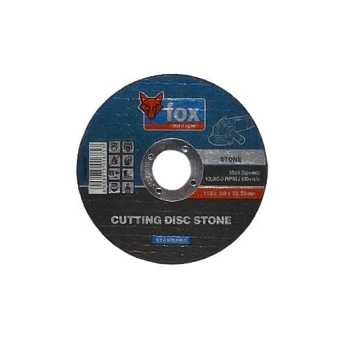 FOX 115MM MASONRY CUTTING DISC