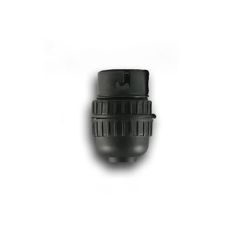 PVC BC 10MM LAMP HOLDER