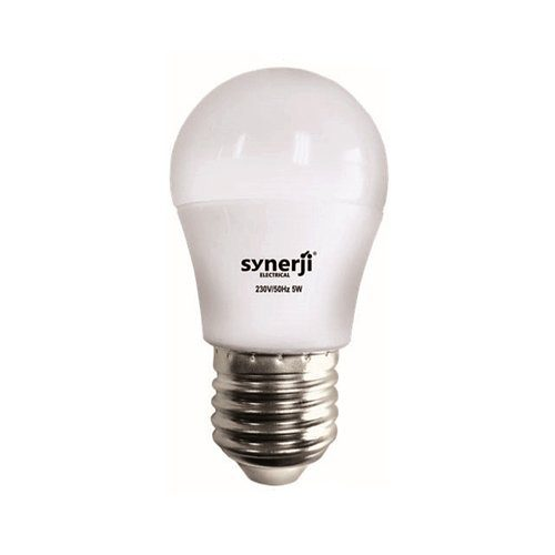 SYNERJI 5W ES COOL WHITE LED GOLF BALL