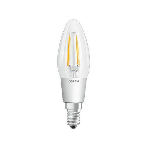 OSRAM DIMMABLE 4.5W SES WARM WHITE LED CANDLE