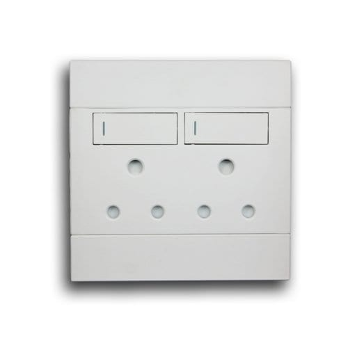MAJOR-TECH VETI 2 DOUBLE SOCKET
