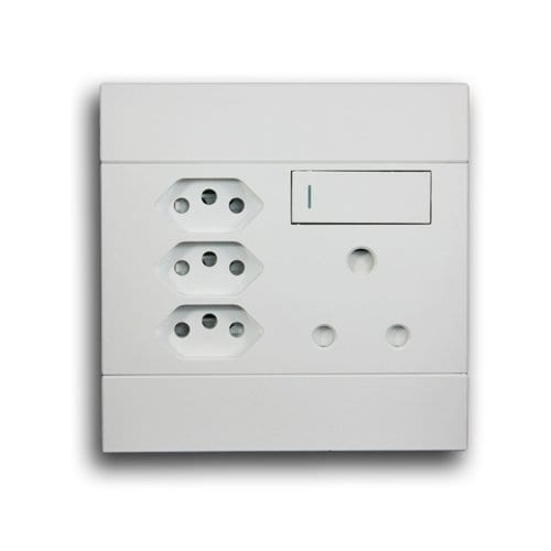 MAJOR-TECH VETI 2 SA + 3XEURO SOCKET