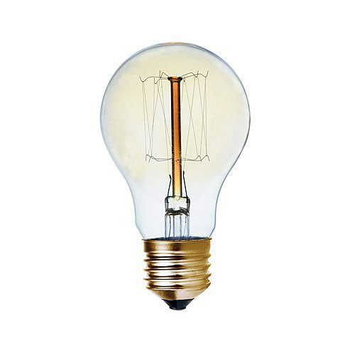 BRIGHT STAR 60W ES WARM WHITE CARBON FILAMENT