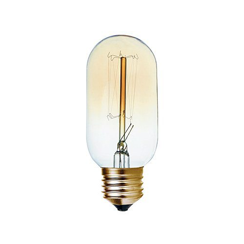 BRIGHT STAR 40W E27 WARM WHITE CARBON FILAMENT