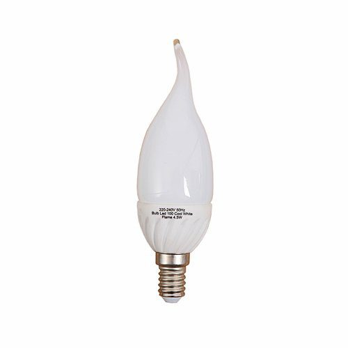 BRIGHT STAR 4.5W SES COOL WHITE LED FLAME