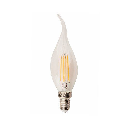 BRIGHT STAR 4W SES WARM WHITE LED FLAME