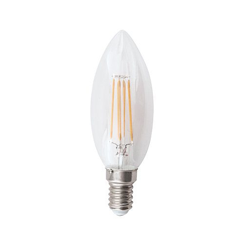 BRIGHT STAR 4.5W SES COOL WHITE LED CANDLE