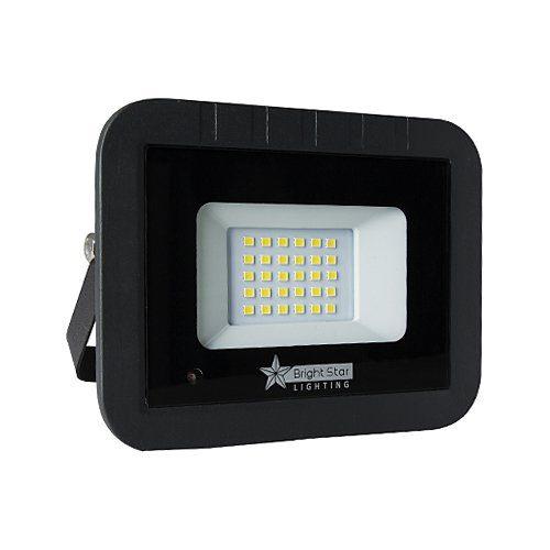 BRIGHT STAR FL075 20W DAYLIGHT SLIM LED + SENSOR