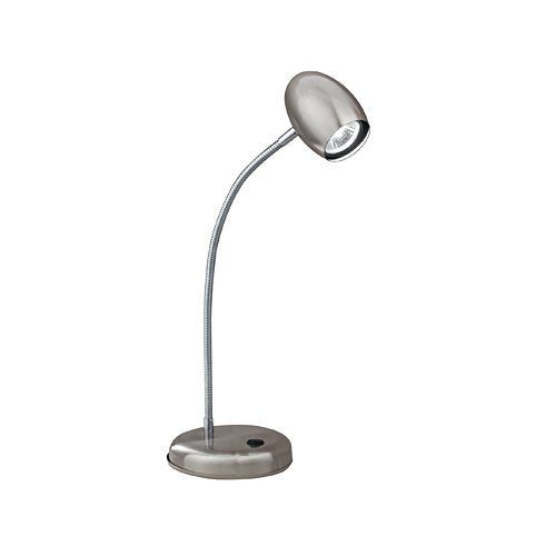 BRIGHT STAR LAMP TL140 SATIN CHROME
