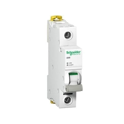 SCHNEIDER 1 POLE 63A ISOLATOR