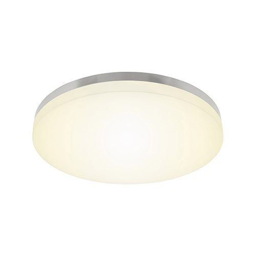 EUROLUX C130SC SORTINO-S SATIN CHROME CEILING LIGHT