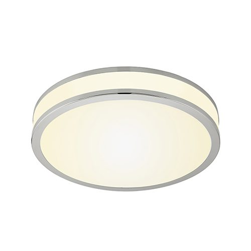 EUROLUX C163 PALERMO WHITE CEILING LIGHT