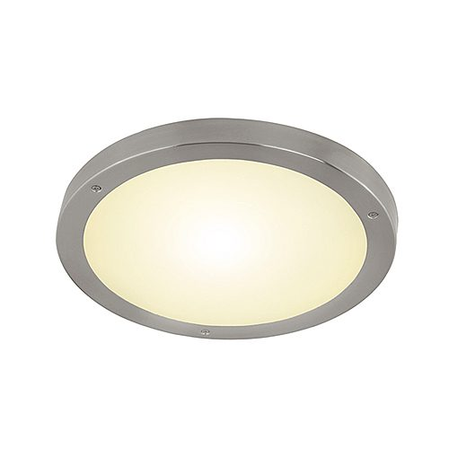 EUROLUX C177 VENTOL STAINLESS STEEL CEILING LIGHT