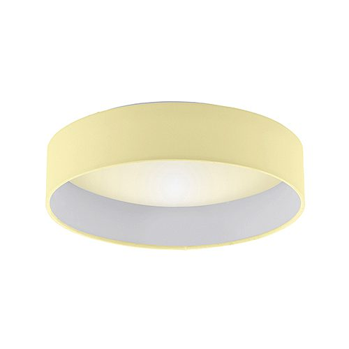 EUROLUX C429 PALOMARO WHITE/CREAM CEILING LIGHT