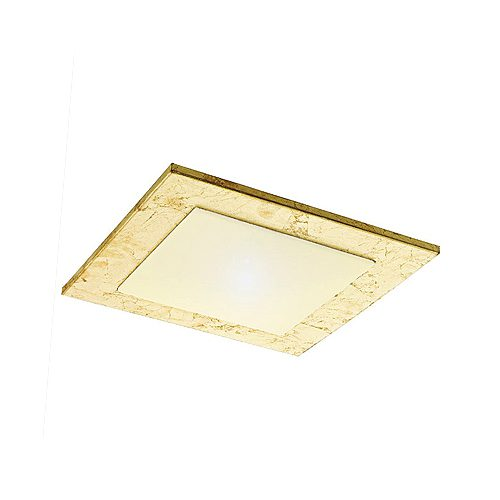 EUROLUX C454G CIOLINI GOLD CEILING LIGHT