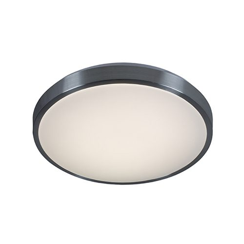 EUROLUX C545 SILVER RIM CEILING LIGHT