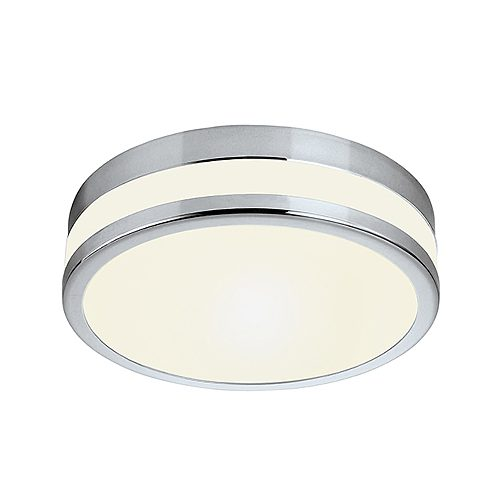EUROLUX C573 PALERMO CHROME CEILING LIGHT