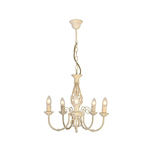 EUROLUX CH239CR OLIVIA CREAM CHANDELIER