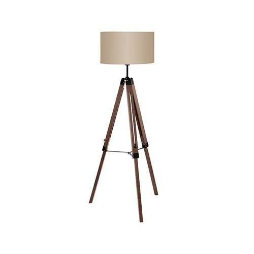 EUROLUX FL191NT WOOD LAMP