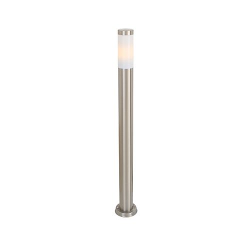EUROLUX O52SS SATIN CHROME BOLLARD