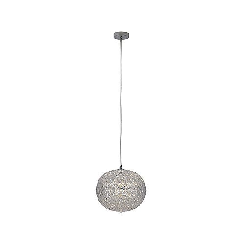 EUROLUX P1030 HIKU LED CHROME PENDANT