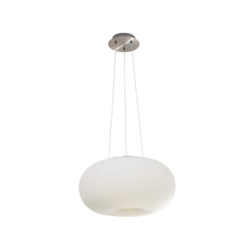 EUROLUX P235 OPTICA SATIN CHROME PENDANT