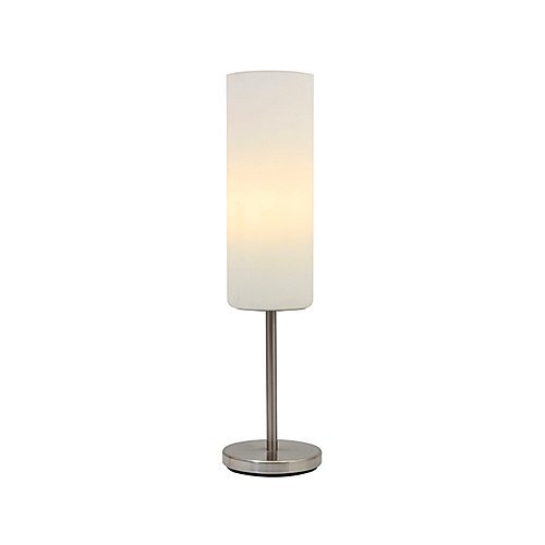 EUROLUX T157 TROY3 SATIN CHROME LAMP