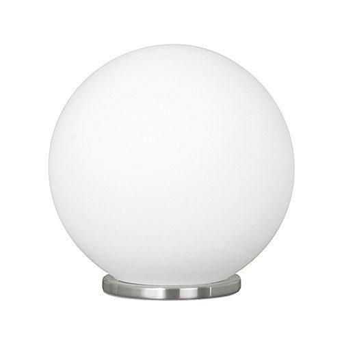 EUROLUX T445 RONDO SATIN CHROME LAMP