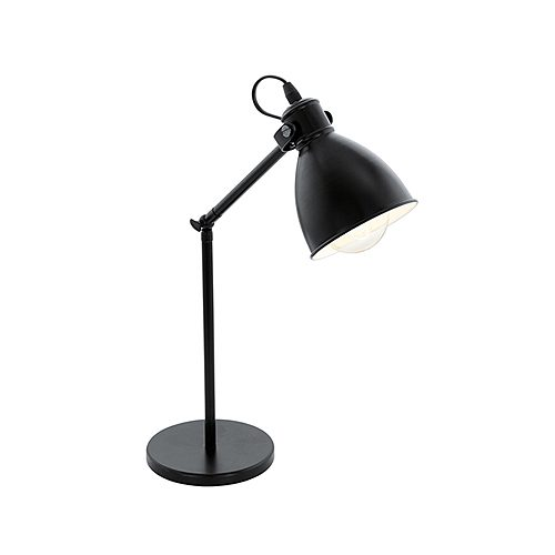 EUROLUX T487 PRIDDY BLACK LAMP