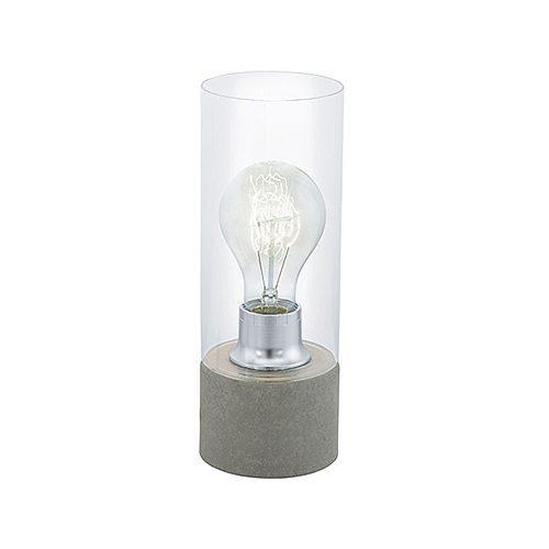 EUROLUX T536 TORVISCO1 GREY LAMP
