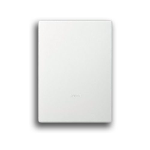 LEGRAND ARTEOR 2X4 BLANK COVER PLATE
