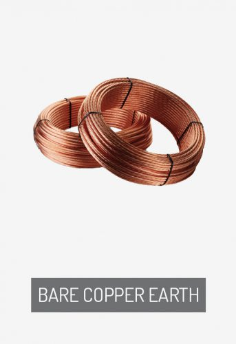 BARE COPPER EARTH WIRE - LITE-GLO ONLINE