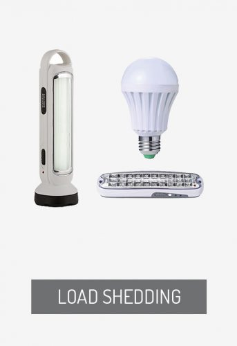 EMERGENCY & LOAD SHEDDING LIGHTS - LITE-GLO ONLINE
