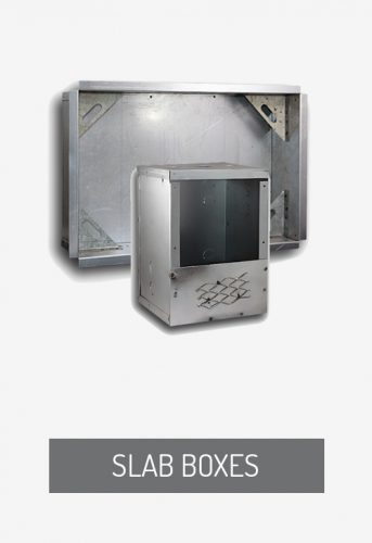 ELECTRICAL SLAB BOXES - LITE-GLO ONLINE