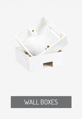 WALL & EXTENSION BOXES - LITE-GLO ONLINE