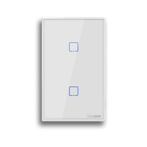 SONOFF T2US2C-TX 2 CHANNEL RF SMART SWITCH