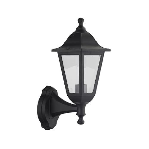 SYNERJI SYOWL005 BLACK WALL LIGHT